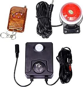 Amazon.com: S WIDEN ELECTRIC Truck Alarm Theft Protection ...