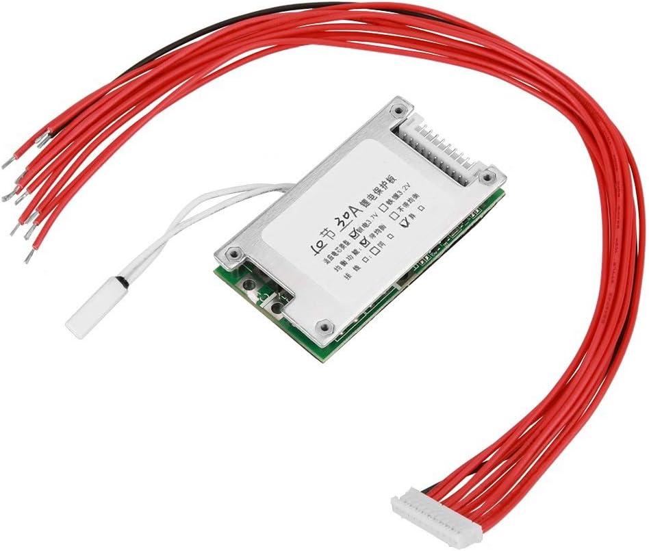 2X Li-Ion Lipolymer Batterie Schutz Brett Bms Der Leiter Platte 10S 36V 35AO7Z7