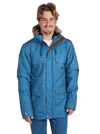 Billabong Olca 10K Jacket, Abrigo para Hombre: Amazon.es: Deportes y aire libre