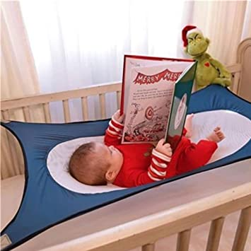 baby hammocknewborn detachable portable bed safety print hammock for infant children u0027s by makaor   amazon    baby hammocknewborn detachable portable bed safety      rh   amazon