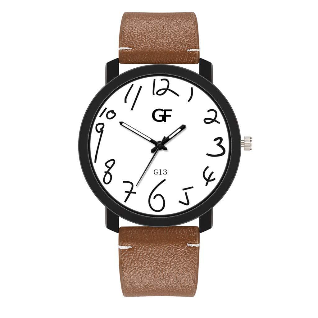 Reloje de Hombre,Moda de Gama Alta de los Hombres de Acero de la ...
