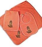 Gift For Baby Tennessee Volunteers Nursery Bundle Polka Dot