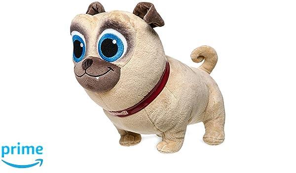 Disney Peluche Rolly - Cachorro Perro Pals - pequeño - 12 Inch412303939084: Amazon.es: Juguetes y juegos