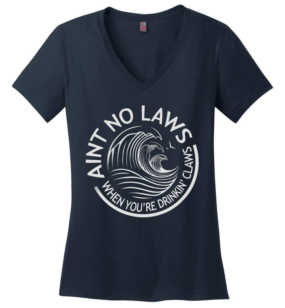 Seltzerr Aint No Law When You Re Drinking Claws Shirts