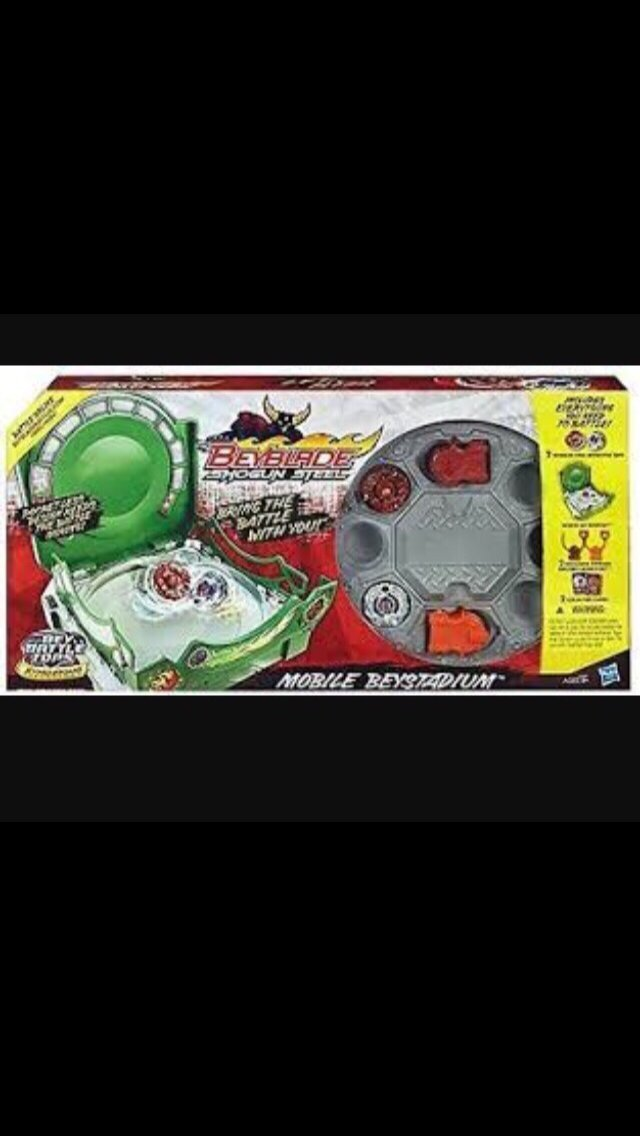 Beyblade Shogun Steel Mobile Beystadium Play Set