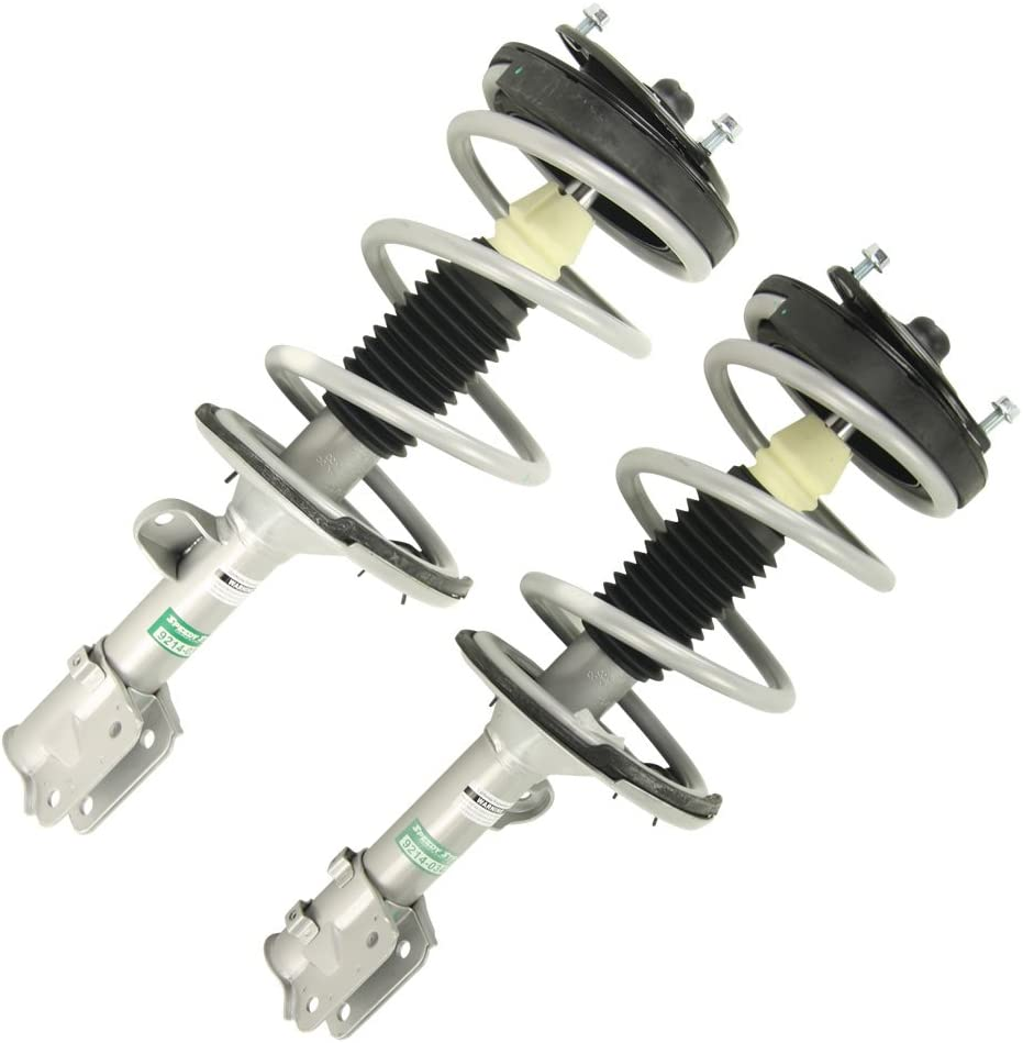 SENSEN 104990-FS-SS Front Complete Strut Assembly Set compatible with 07-10 Hyundai Entourage