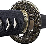 Handmade Sword - Stainless Steel Unsharpened Iaido Training Katana Sword