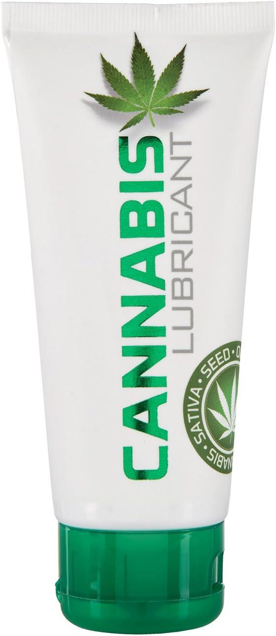 Cobeco Lubricante Cannabis, 125 ml