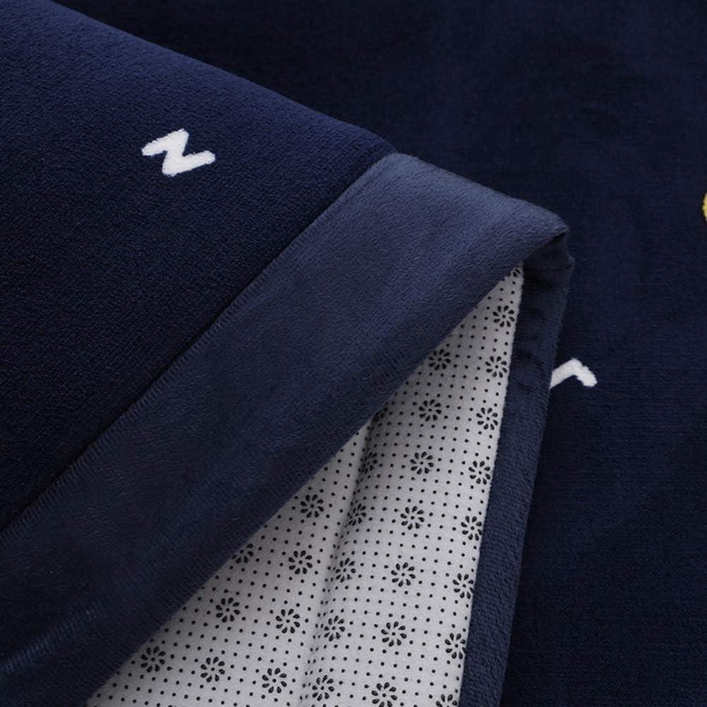 200x300cm WJXBoos /Épaissir Tatami Tapis De Jeu pour Les Enfants Flanelle Doux B/éb/é Tapis Rampants No-Slip Tapis De Sommeil denfants Hypoallerg/énique No-Toxique Couverture-Rose 79x118inch