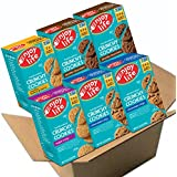 Enjoy Life Crunchy Cookies, Soy free, Nut free, Gluten free, Dairy free, Non GMO, Variety Pack (Double Chocolate, Chocolate Chip, Vanilla Honey Graham, Sugar Crisp), 6 Boxes