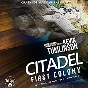 Citadel: First Colony Audiobook