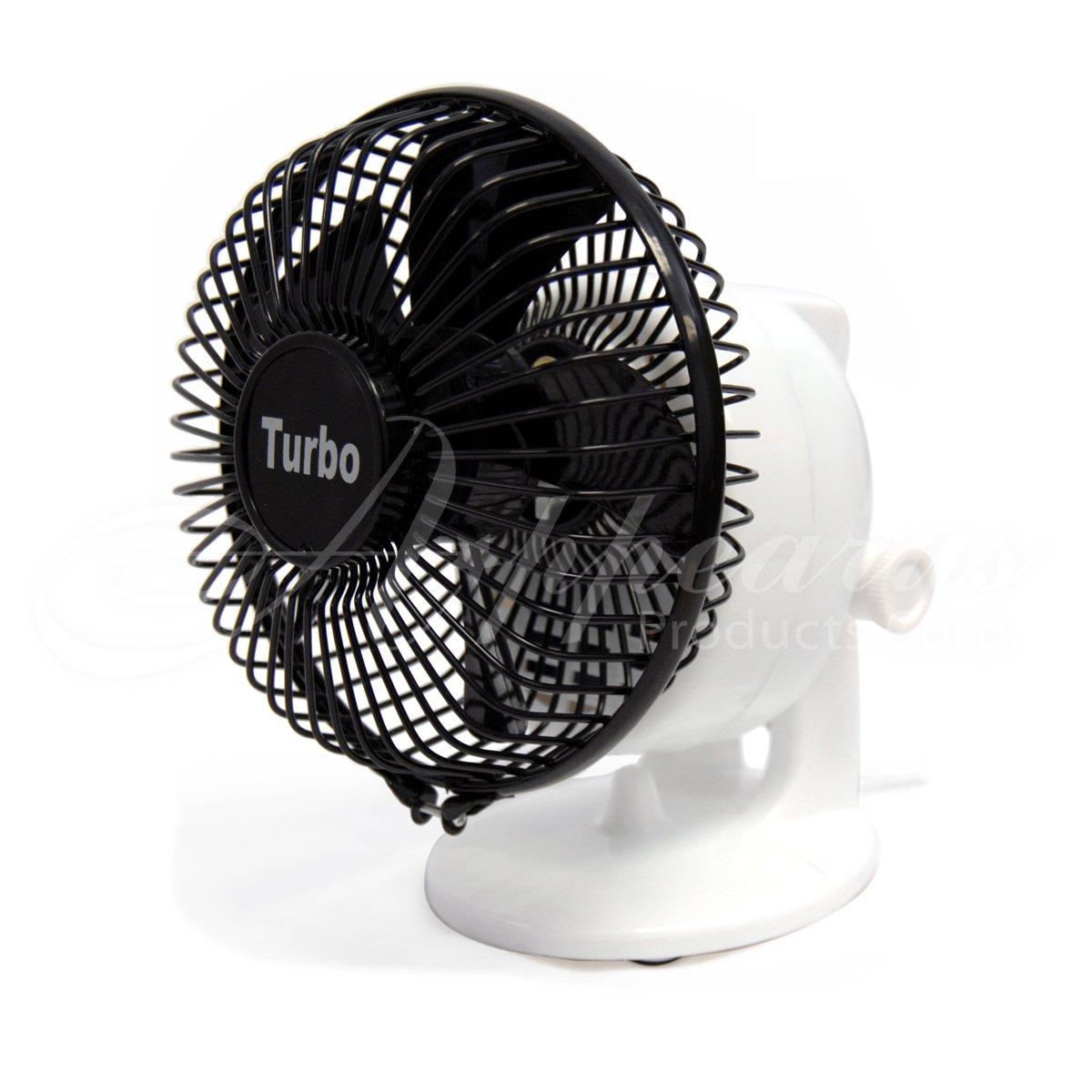 Amazon.com : Table Top Nail Turbo Mini Fan (EN2021) : Nail Dryers ...