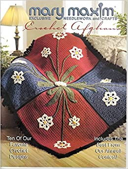 Mary Mamxim Crochet Afghans Ten of Our Favorite Crochet Designs