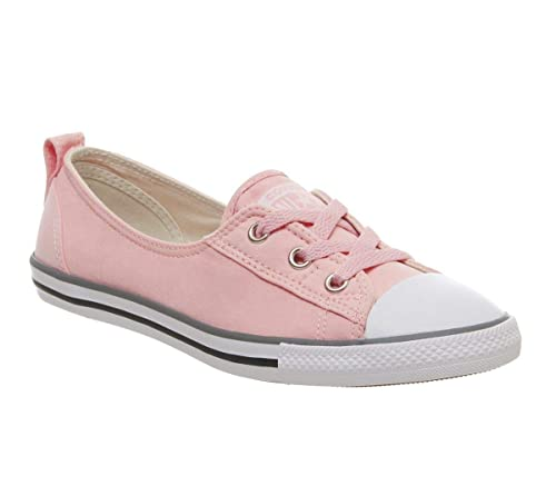 best website 5b4c6 10242 Converse CTAS Ballet Lace Pure Platinum Bleached Coral Floral Exclusive - 3  UK