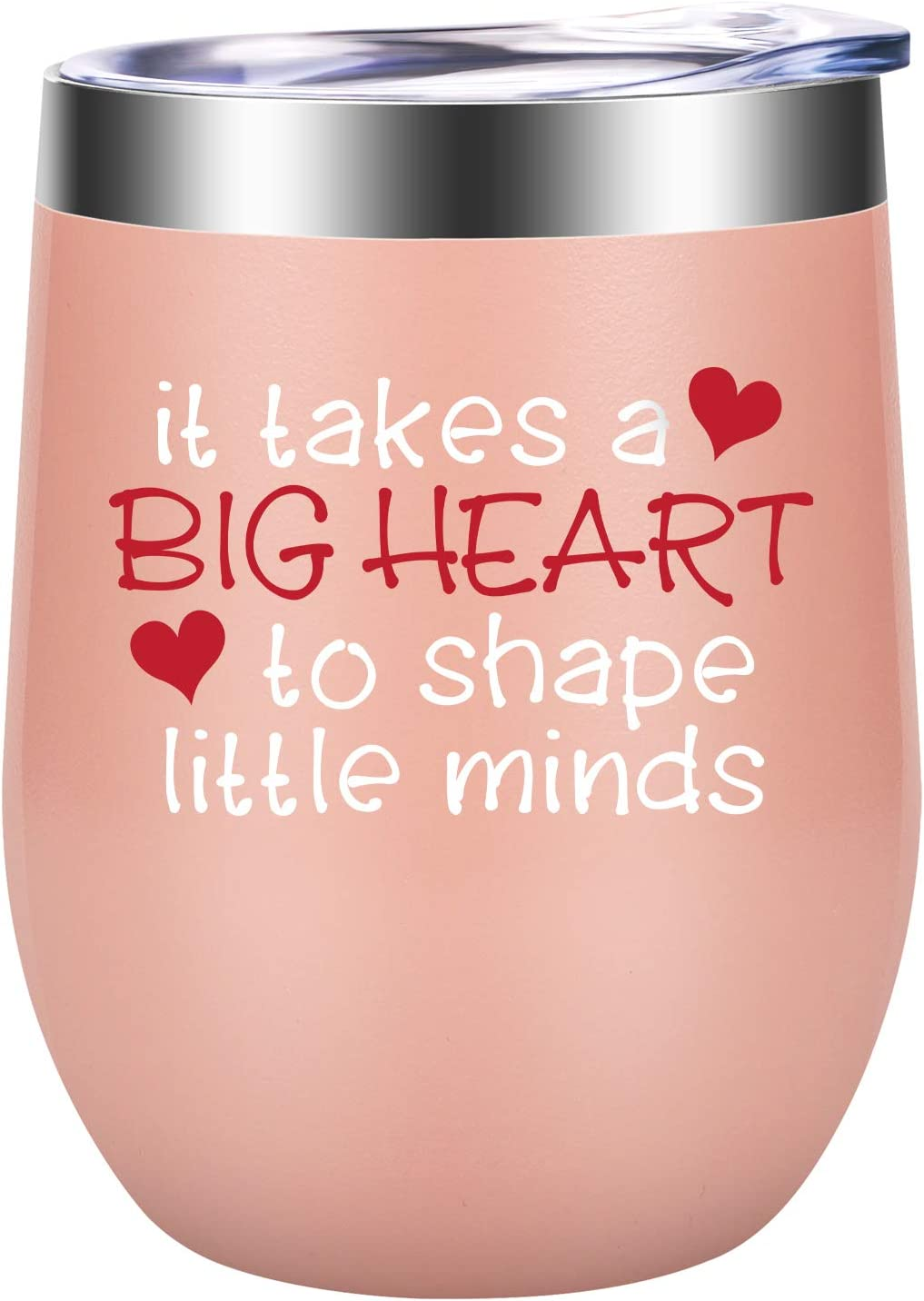 Amazon Com Teacher Gifts For Women Teacher Christmas Gifts For Teachers Preschool Teacher Appreciation Gifts Thank You Gift Ideas For Teacher It Takes A Big Heart To Shape Little Minds