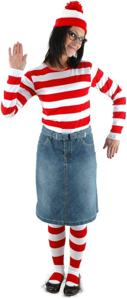 Costumes - Disfraz de Wally para mujer (ELLX9206): Amazon.es ...