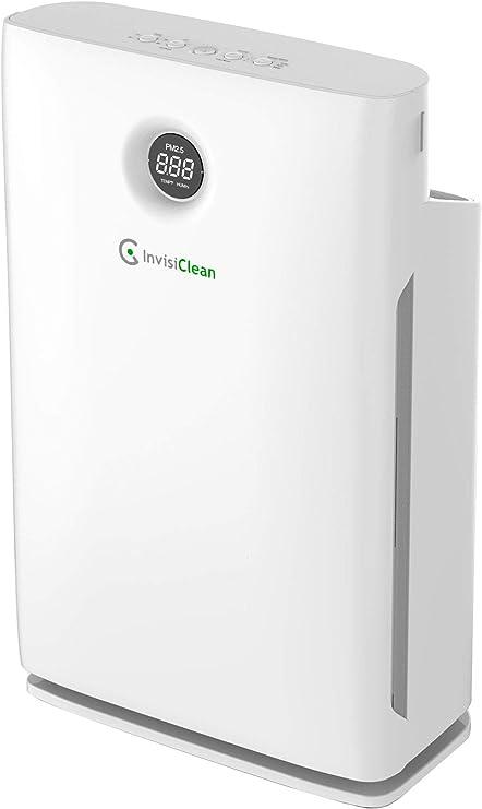 InvisiClean Claro purificador de aire – 4 en 1 True HEPA ...