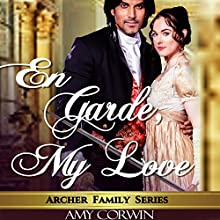 En Garde My Love Audiobook by Amy Corwin Narrated by Ruth Urquhart