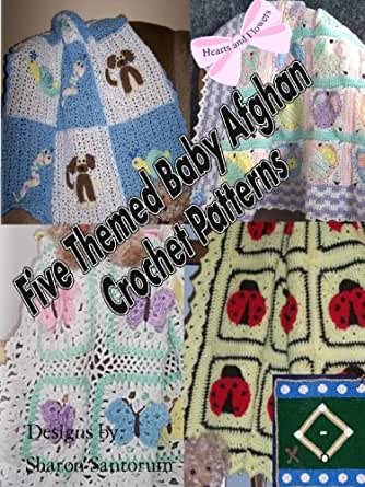 Crochet Patterns On Amazon : ... Crochet Pattern eBook: Sharon Santorum: Amazon.com.au: Kindle Store
