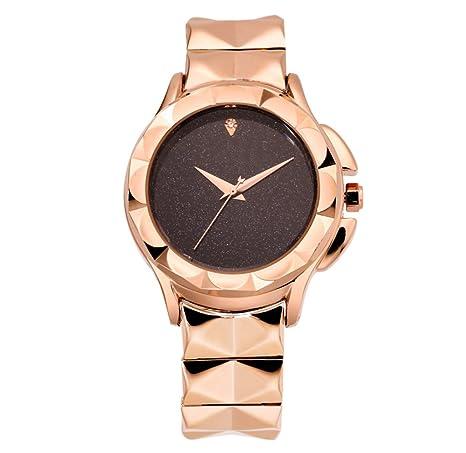 William 337 - Reloj de Pulsera para Mujer (Acero Inoxidable ...