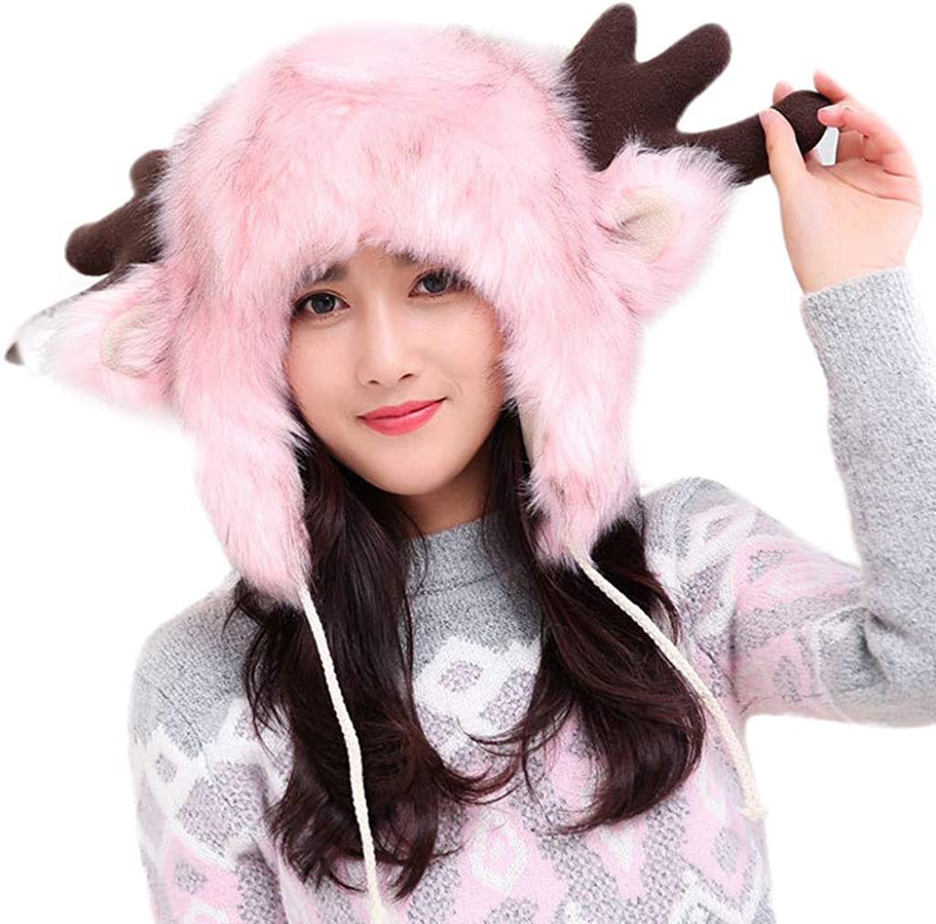 Kolylong Winter Hat Cute...