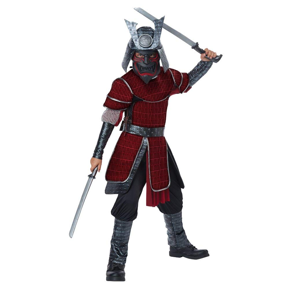 Samurai Deluxe Costume for Kids