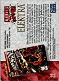 1992 Marvel Masterpieces #22 Elektra - NM-MT
