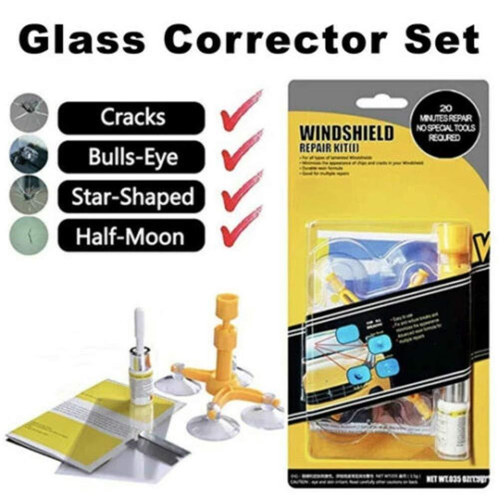 Memizo 2019 Glass Corrector Set White