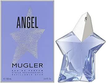 Thierry Mugler Angel Star Refillable Eau de Parfum Spray for Women, 100 ml