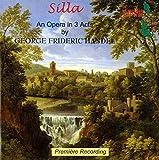 Handel, G.F. : Silla' Opera in 3 Acts