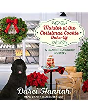 Murder at the Christmas Cookie Bakeoff: A Beacon Bakeshop Mystery, Book 2