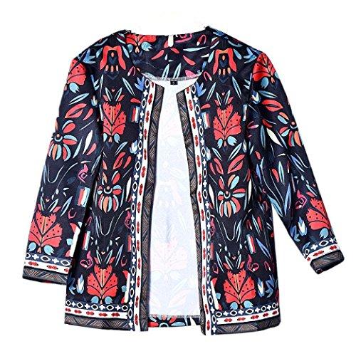xuanou-women-slim-ethnic-style-printed-short-outwear-parka-coat-jacket-x-large