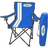 Amazon Com John Deere Big Man Camp Chair Green Sports