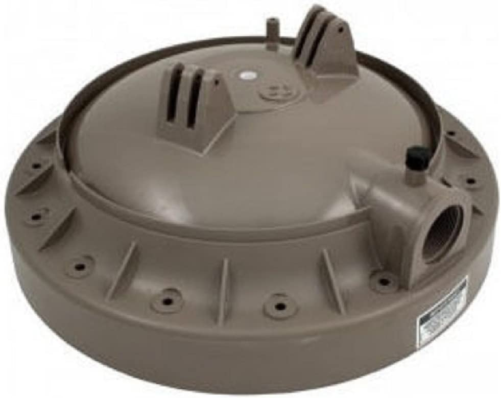 Hayward D.E.CX11194AT Filter Head with New Vent Valve Replacement for Hayward Perflex Extended Cycle D.E. Filter