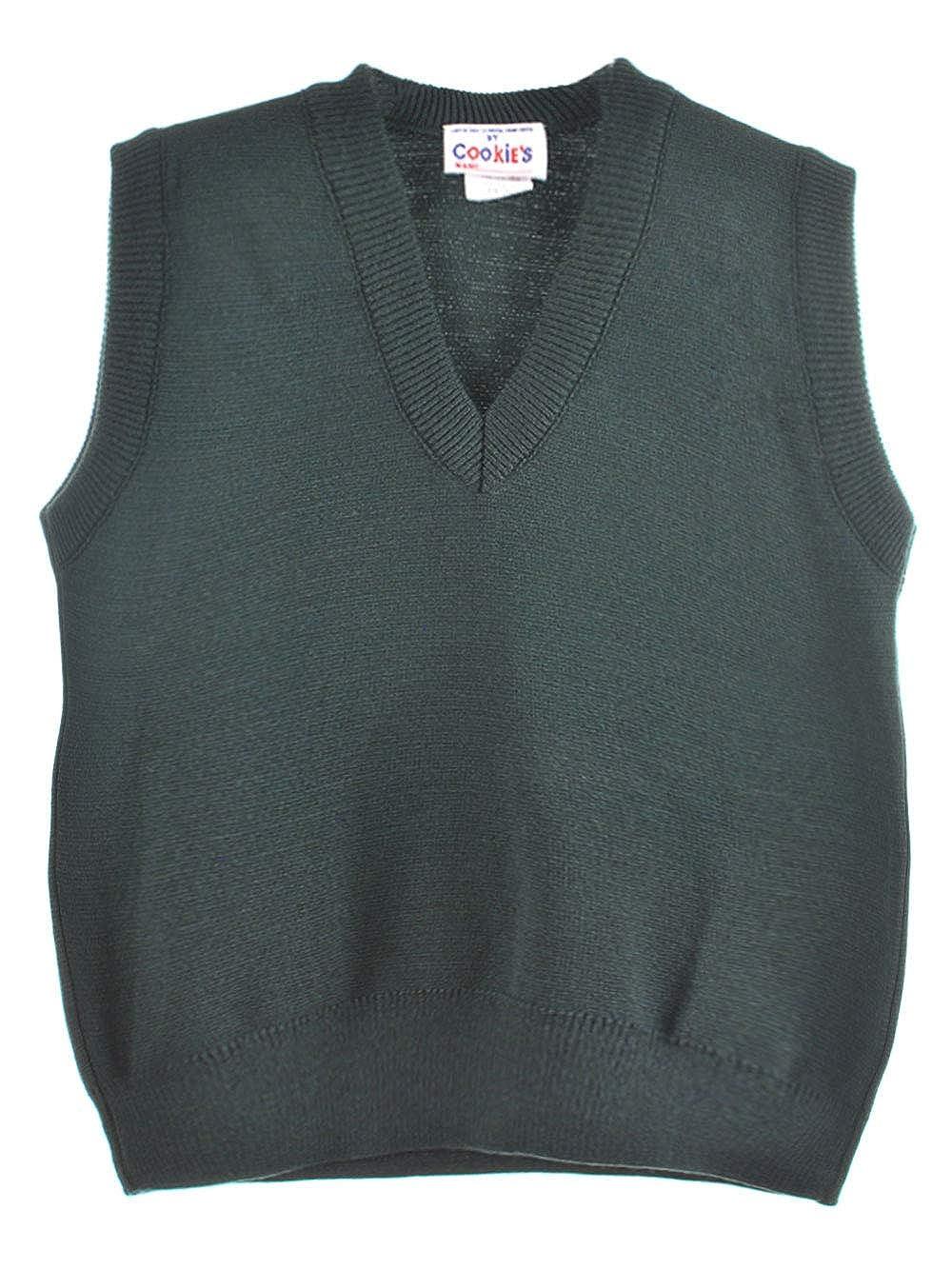 Cookies Brand Unisex V-Neck Sweater Vest