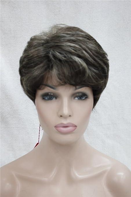 Para el pelo de las mujeres de Kalyss a corto y de las pelucas