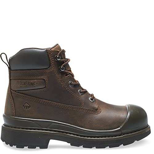 906140644e6 Wolverine Men's Crawford WPF SR 6