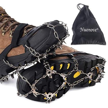 wholesale dealer c72ca 822da Nuonove Steigeisen, Spikes für Schuhe, Spike Schuhe mit 19 ...
