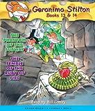 Geronimo Stilton #13 & 14 - Audio (Geronimo Stilton (2 in 1 Audio))