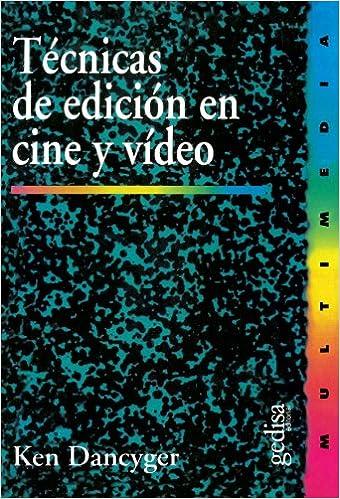 Descargar libro de amazon Técnicas de edición en cine y video PDF CHM ePub