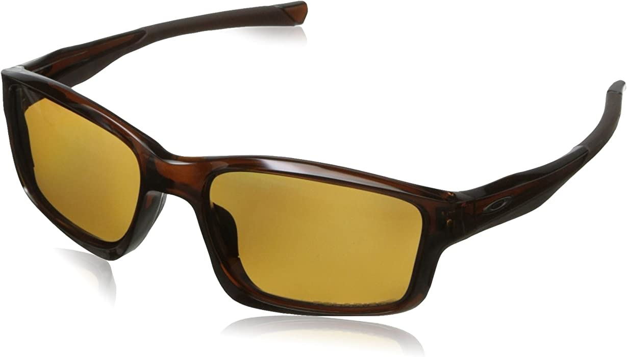 510ff80709 Chainlink Sunglasses - Polarized. Oakley Mens Chailink OO9247-08 Polarized  Ractangular Eyeglasses
