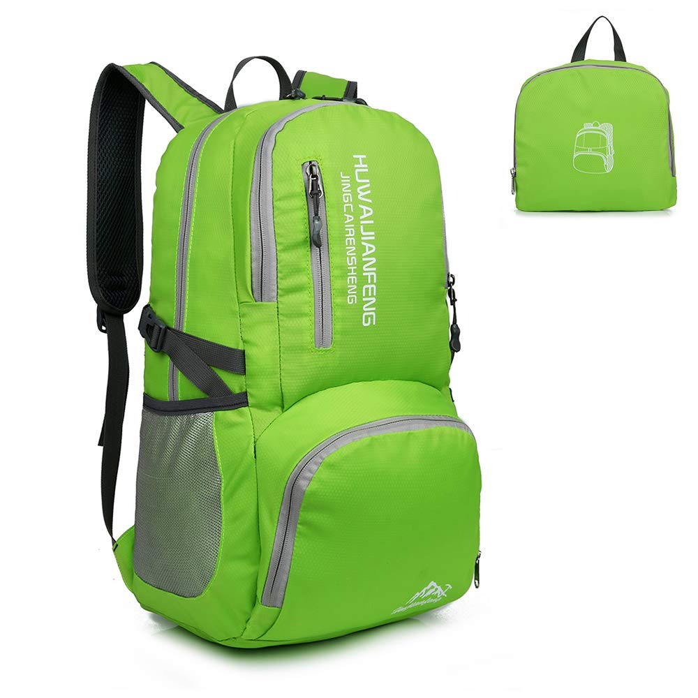 8b91a1578f Lixada 30L Ultralight Handy Travel Backpack Water Resistant Backpack Hiking  Daypack Lightweight Foldable Bag for Camping Outdoor Travel Cycling   Amazon.ca  ...