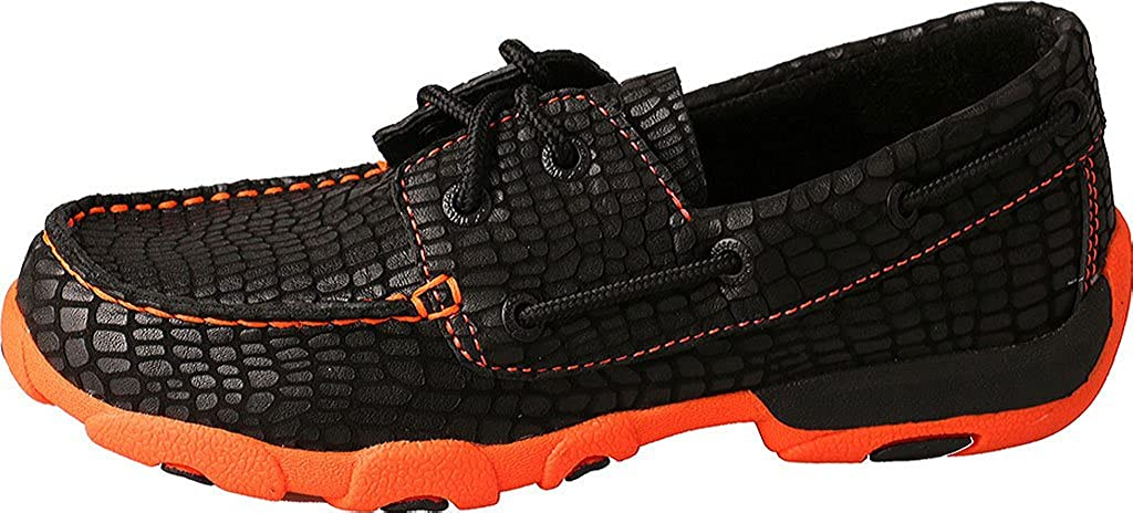 Ydm0024 Twisted X Boys Driving Moccasins Moc Toe