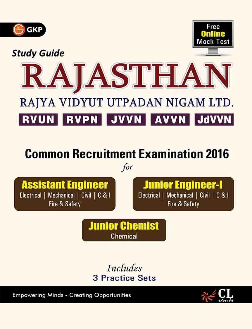 Buy Guide to Rajasthan Rajya Vidyut Utpadan Nigam Ltd