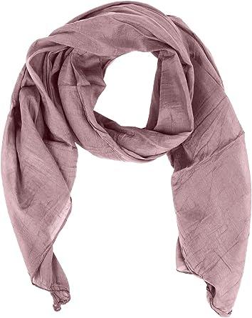 Zwillingsherz - Pañuelo de seda para mujer y niña, elegante ...