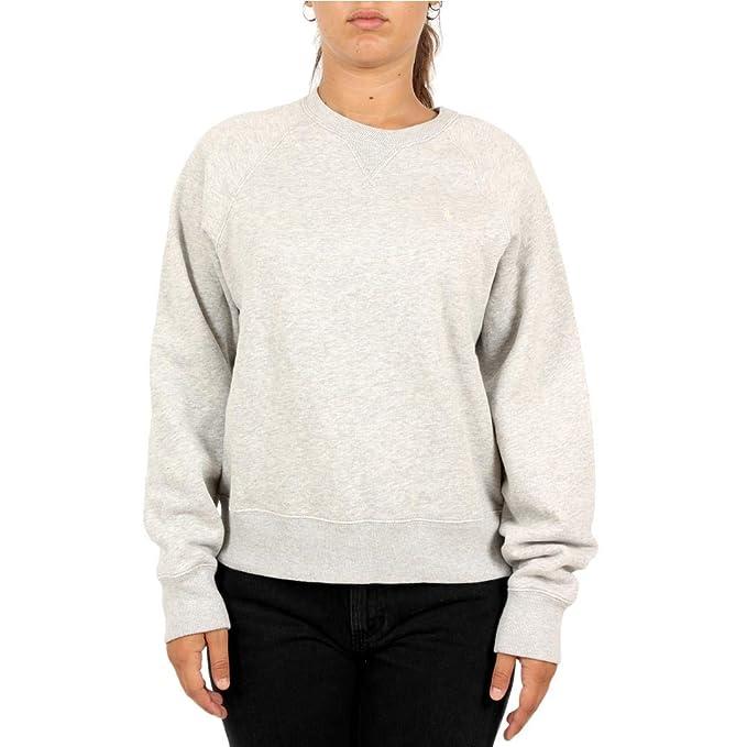 Polo Ralph Lauren Mujer Mod. 211704751 Gris XL: Amazon.es: Ropa y ...