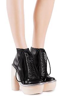 Jeffrey Campbell Heel Sandals Elvina High Black