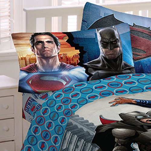 Batman Vs Superman Twin Sheet Set (Worlds Finest)