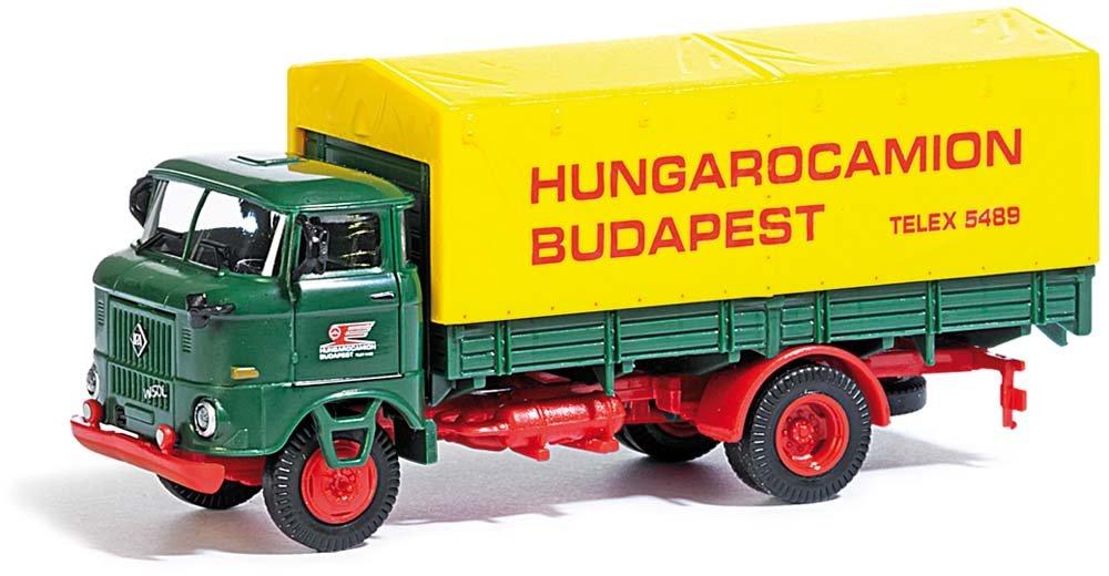 Busch 95112 - Espewe: IFA W50L Sp Hungarocamion