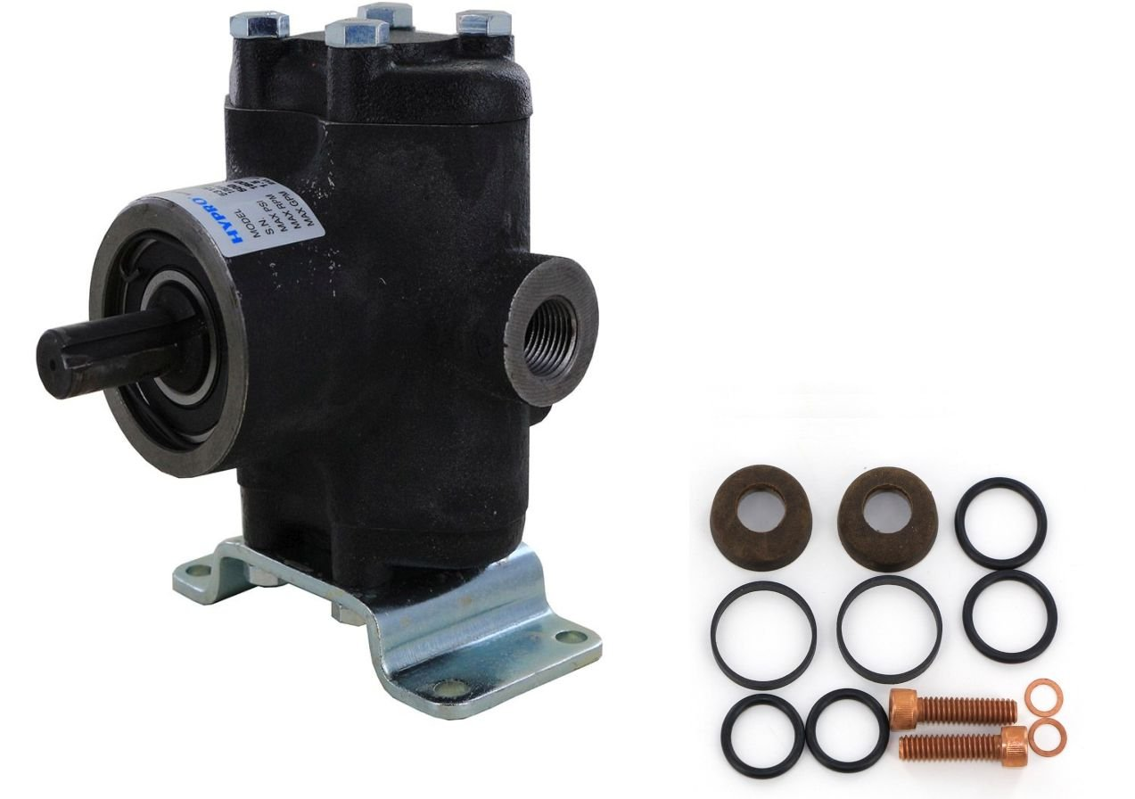 Hypro 5315C-RX Piston Pump with 3430-0007 Repair Kit (Bundle, 2 Items)